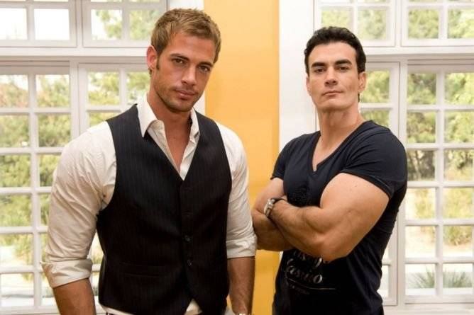 William Levy y David Zepeda