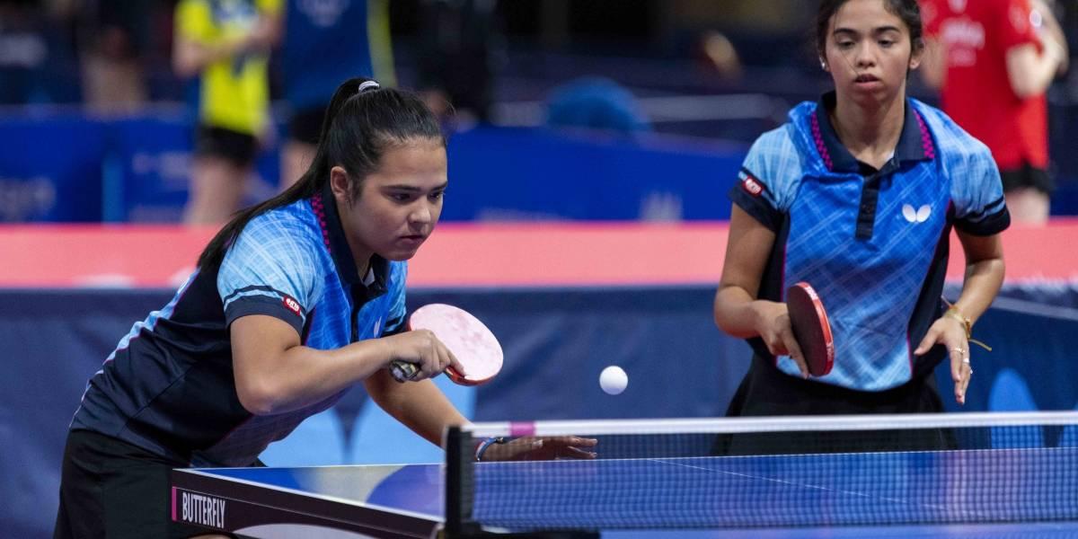 Adriana y Melanie Díaz se alzan con el oro en dobles de los Panamericanos