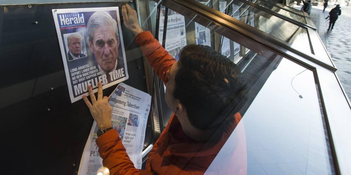 EU espera hallazgos clave de la investigación de Robert Mueller