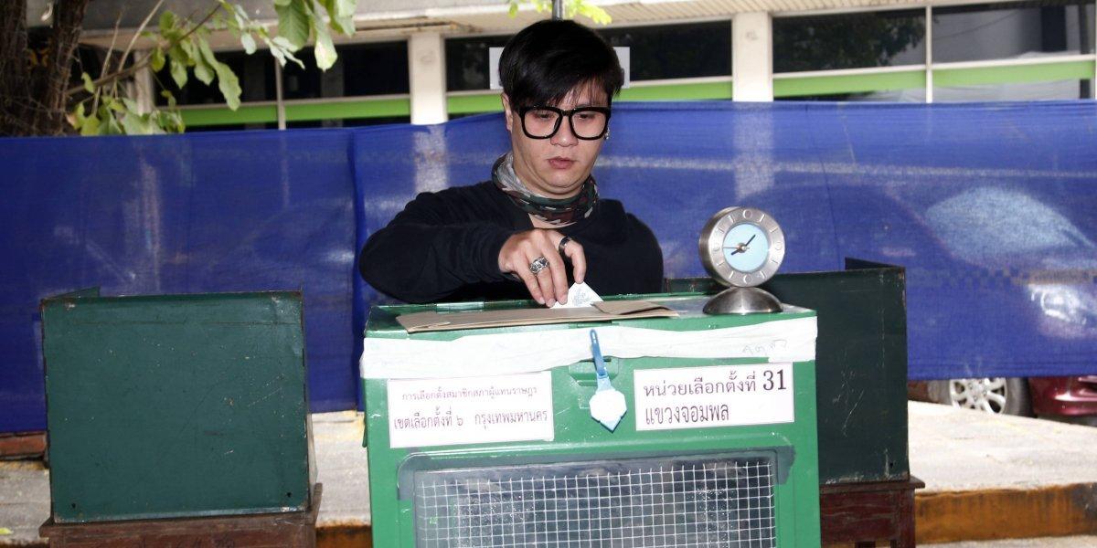 Tailandia vota por primera vez desde el golpe de 2014