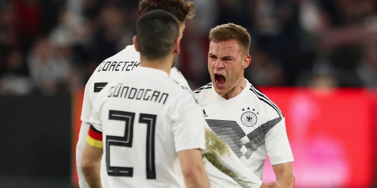 Holanda vs. Alemania: partidazo camino a la Eurocopa 2020
