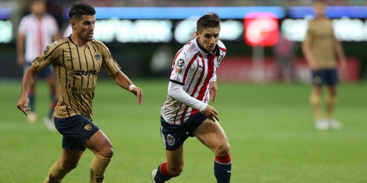 Pumas revela precio para partido ante Chivas