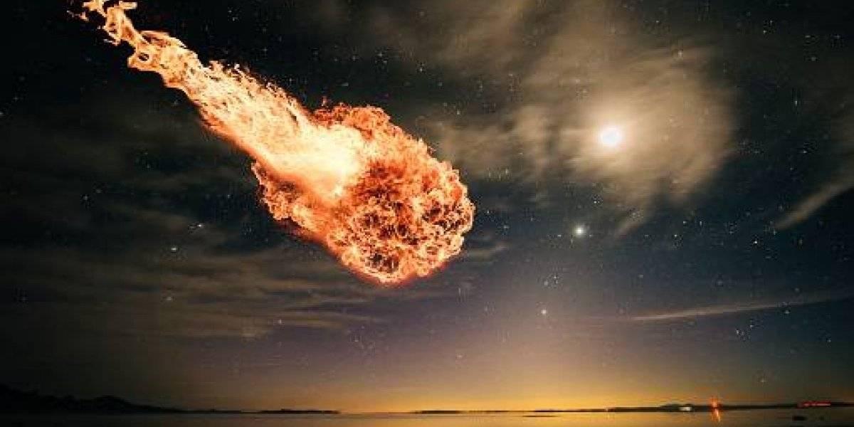 Vídeo: impresionante bola de fuego explotó sobre el mar de Bering, nos salvamos por 26 kilómetros
