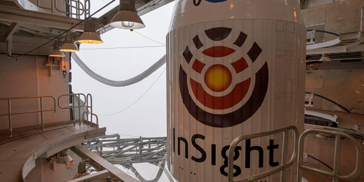 Malas noticias: La sonda InSight de la NASA está atorada en Marte