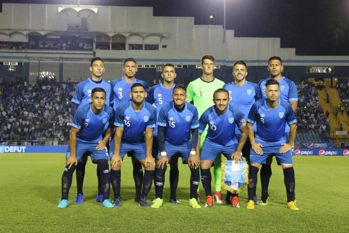 Fecha FIFA, Guatemala vs Costa Rica