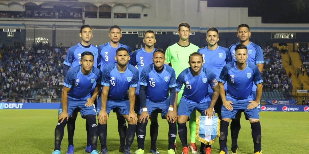 Posibles rivales de Selección Nacional en la Liga C de Liga de Naciones de Concacaf