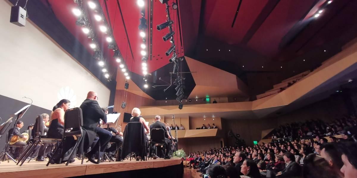 Un celular terminó la Sinfonía Inconclusa de Schubert y fuimos testigos del resultado