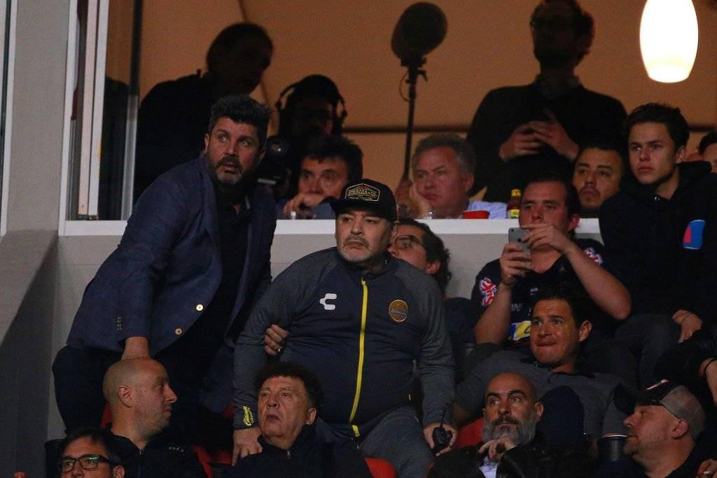 La historia detrás del fichaje de Maradona con Dorados de Sinaloa
