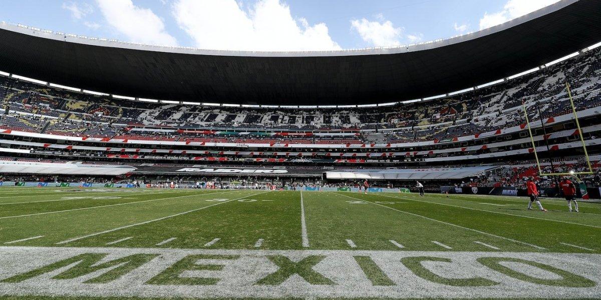 Cambiarán césped del Estadio Azteca para la el partido de la NFL