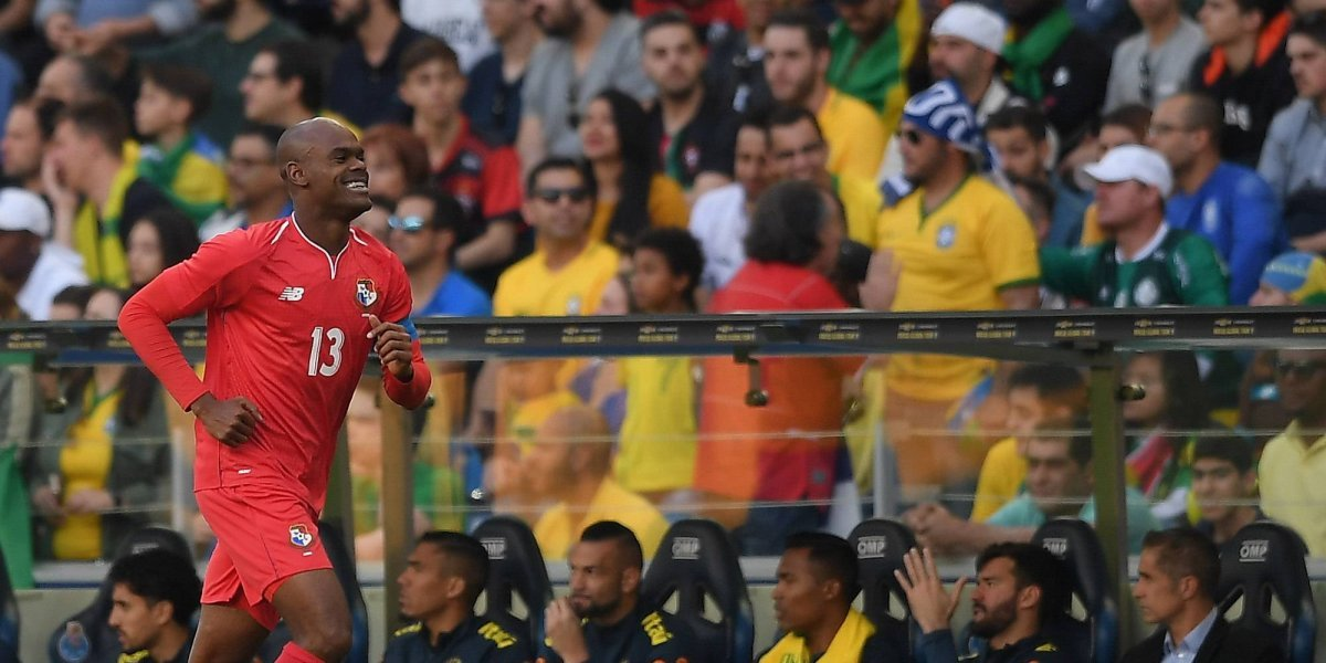 El emotivo relato de narrador canalero al Panamá anotarle el primer gol de su historia a Brasil