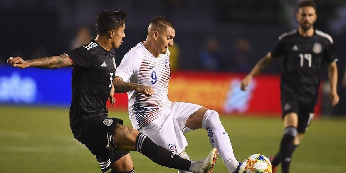 Nico Castillo reconoce que le vino bien jugar en el América