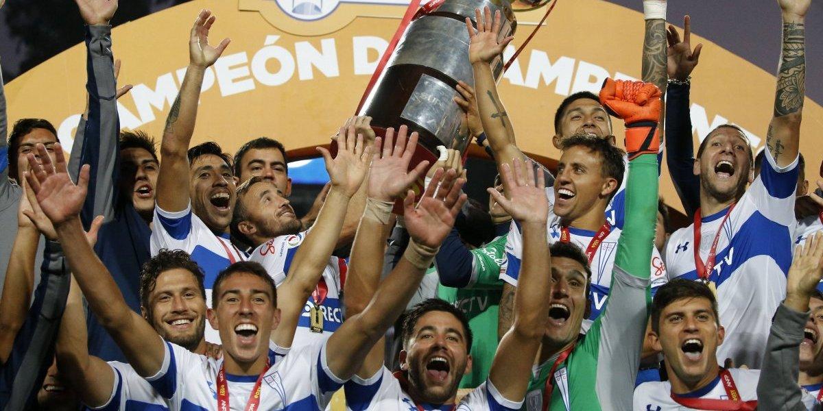 """En la UC siguen con hambre tras la Supercopa: """"Estamos en buen momento, hay que jugar todo a muerte"""""""