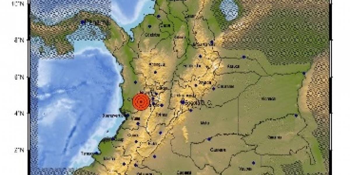 Reportan replicas del temblor de 6,1, con epicentro en el Valle del Cauca