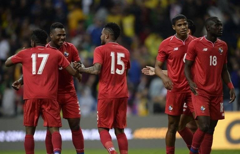 Fecha FIFA, Brasil vs Panamá
