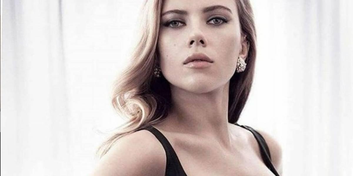 Scarlett Johansson aparece en nuevo tráiler y así luce