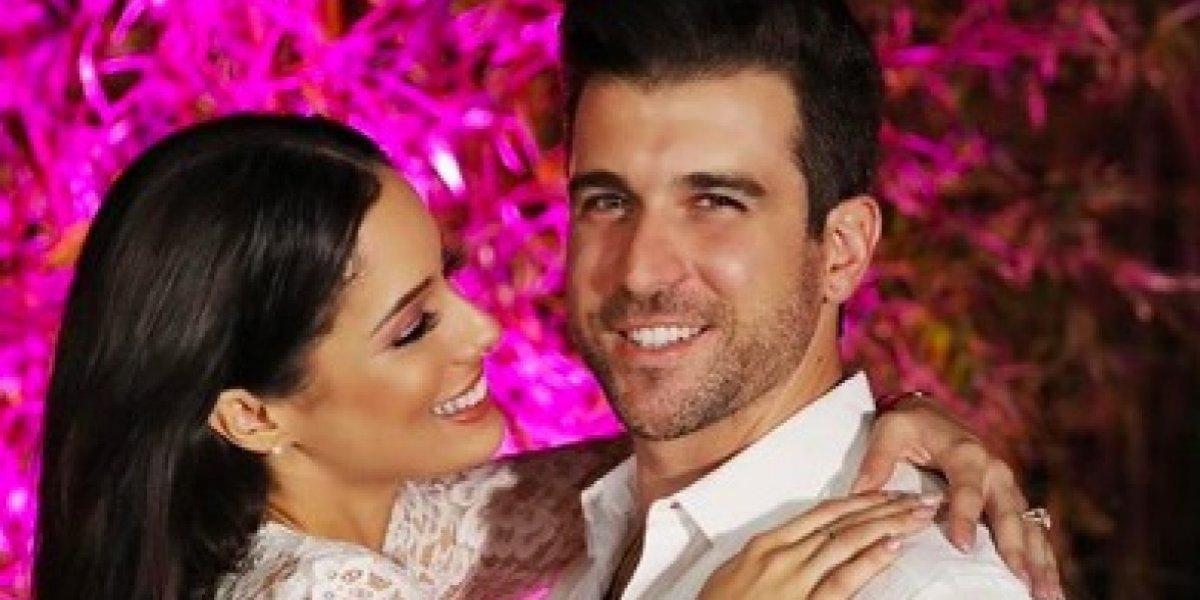 Aleyda Ortiz comparte imágenes de su boda