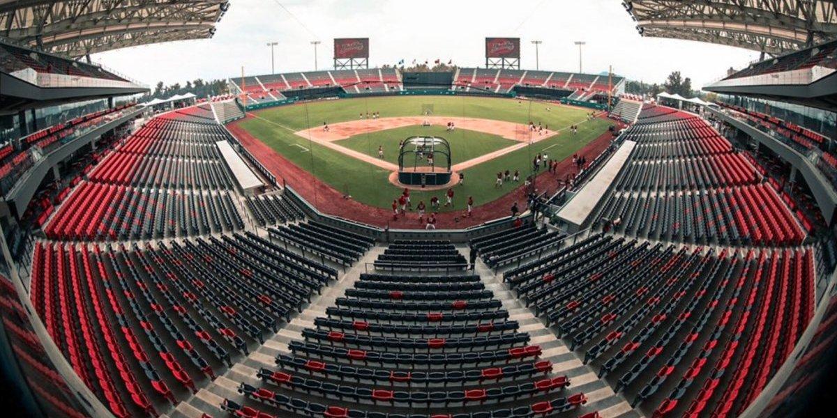 FOTOS: Así luce el Estadio Alfredo Harp Helú