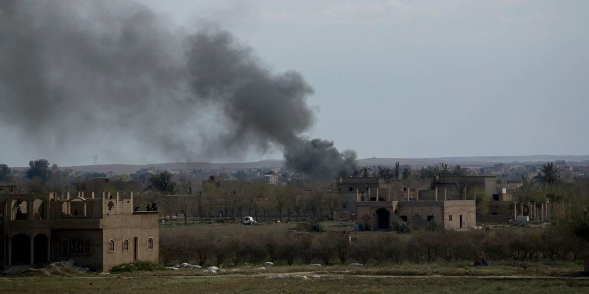 Ataque suicida en Bagdad deja 8 muertos y 15 heridos