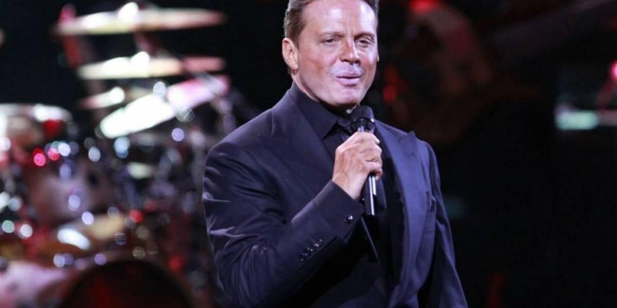 Luis Miguel será demandado tras lanzar el micrófono a su ingeniero de sonido en pleno escenario