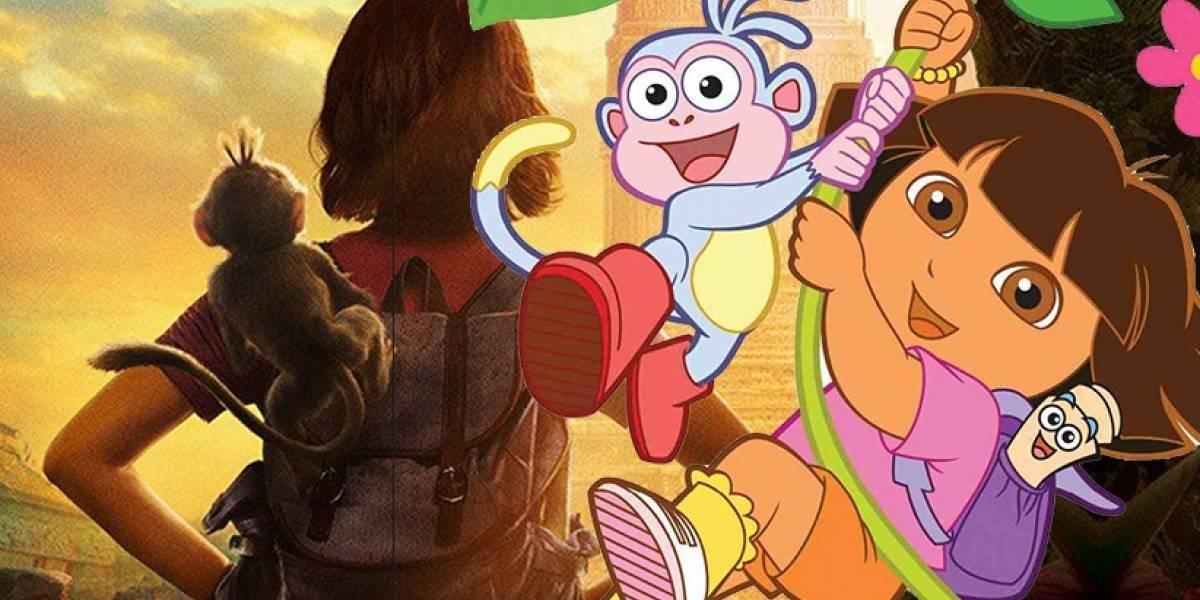 """Revelan las primeras imágenes de la película live-action de """"Dora la Exploradora"""" y el mundo está confundido"""