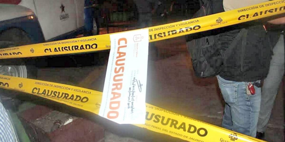 Sancionan 12 mil escandalosos en sólo cinco años en Guadalajara