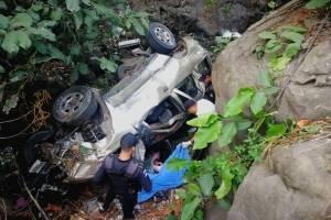 Trágico accidente enluta a una familia que viajaba a un balneario