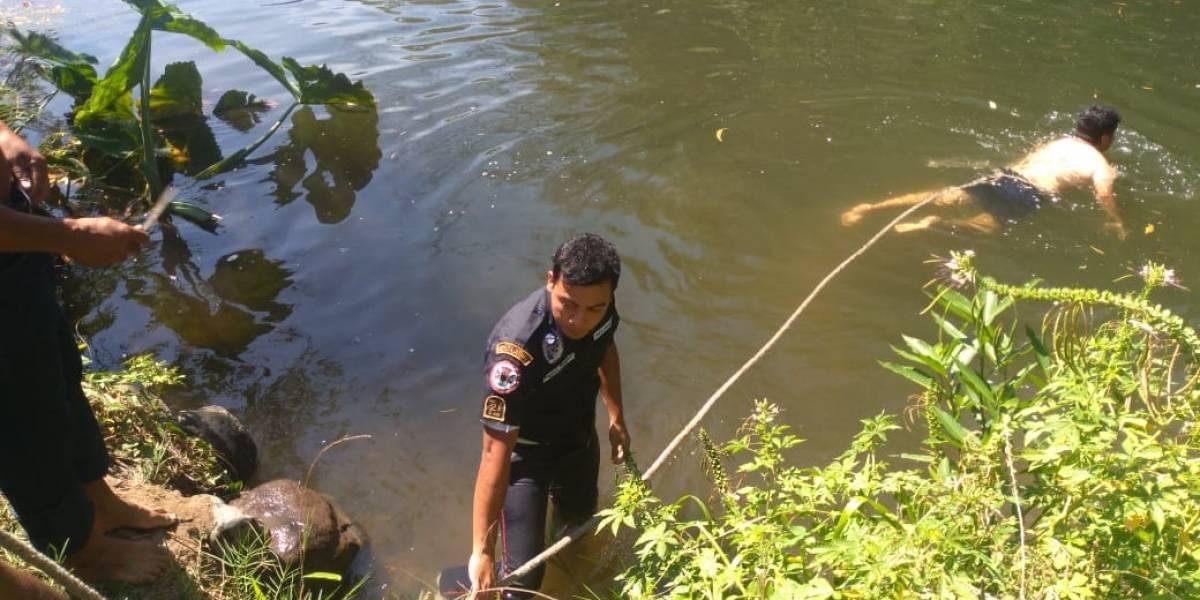 Veraneante muere ahogado en balneario de Jutiapa