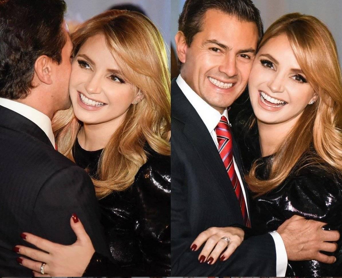 Los documentos para el divorcio estaban listos antes del 1 de diciembre pero Peña Nieto postergó la firma Instagram: @angelicariverahurtado