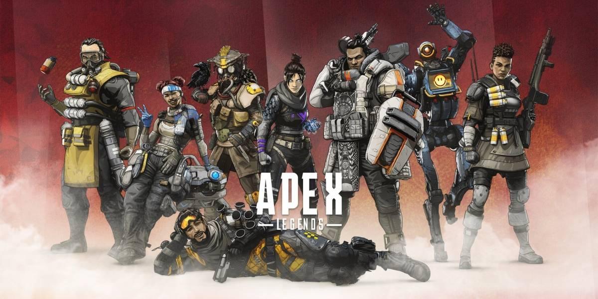 Apex Legends se convirtió en el juego gratuito con el lanzamiento más exitoso