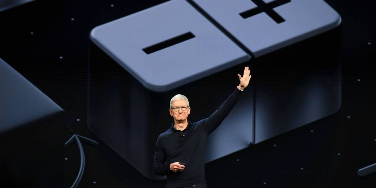 Apple competirá con Netflix; lanza TV