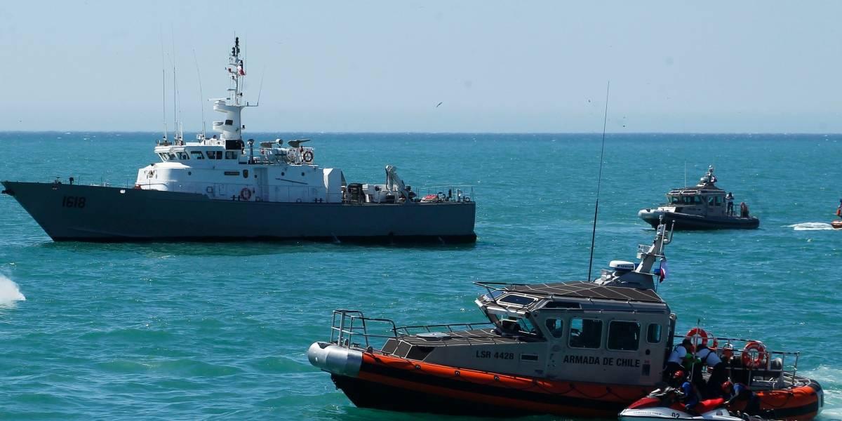 Es el tercer caso en lo que va del año: sorprenden a pesquero peruano cargado con 2,5 toneladas de tiburón azul en aguas nacionales