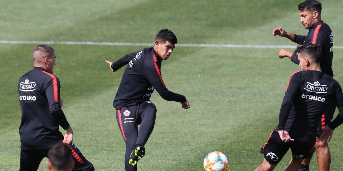 """Esteban Pavez y el momento de la Roja: """"El equipo sigue siendo el mismo, históricos y nuevos queremos ganar"""""""