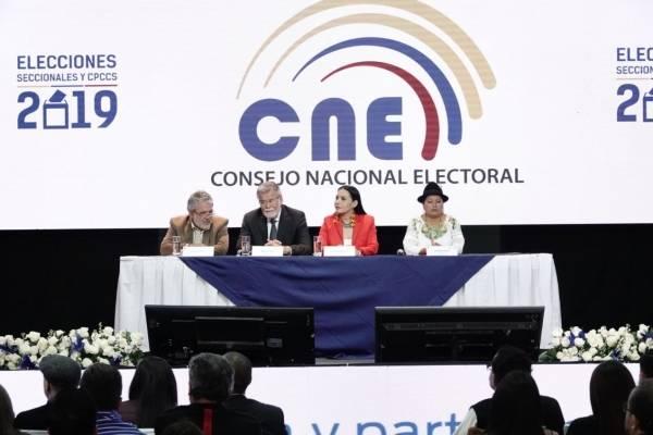 Incidentes en las urnas provocaron la suspensión de los comicios en Tululbí en el cantón San Lorenzo, Esmeraldas