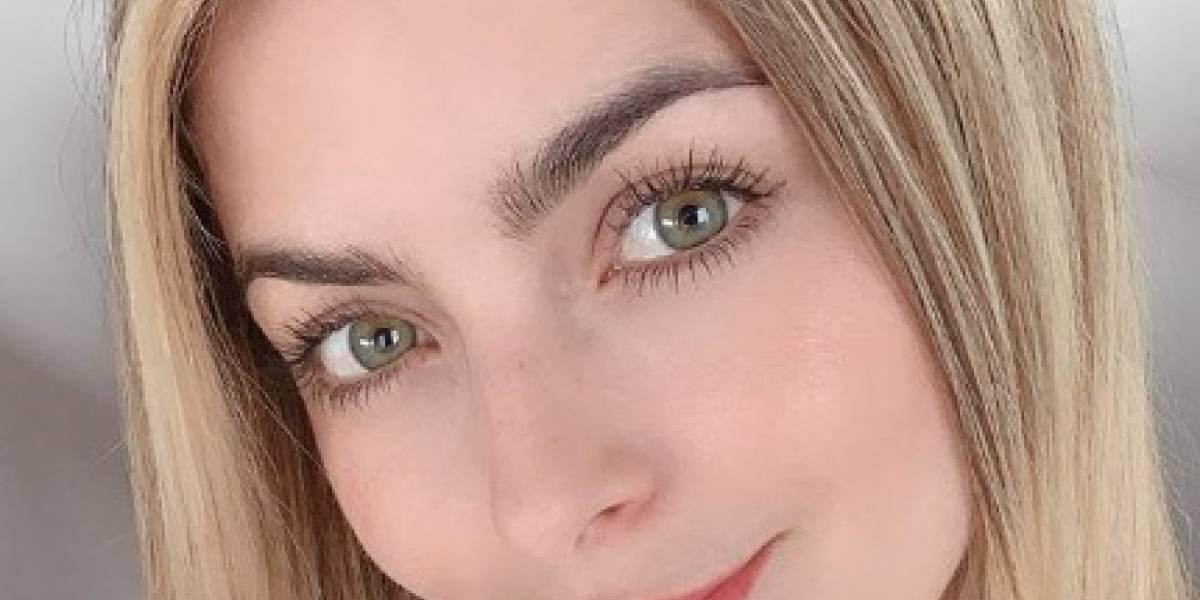 La verdadera razón detrás de la curiosa pinta de Cristina Hurtado por la que la compararon con Suso