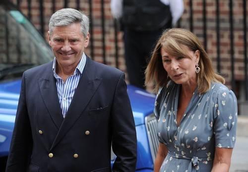 Madre de Kate Middleton tiene problemas financieros