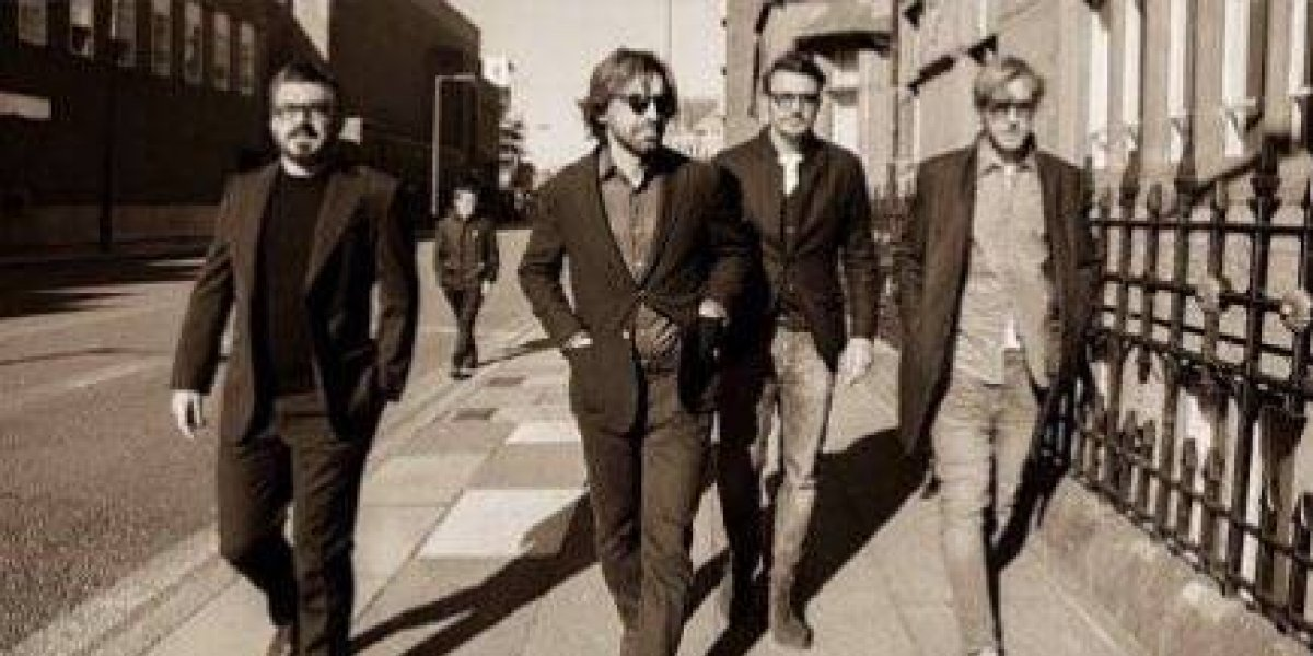 Pirlo presume épica foto al estilo de 'The Beatles'