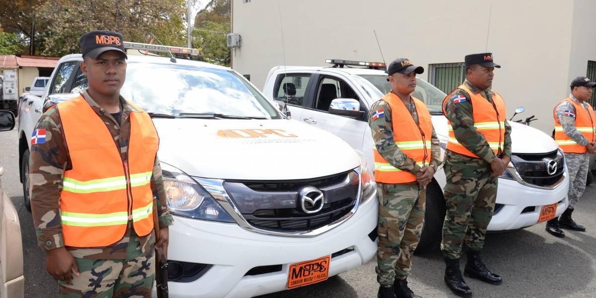 MIP y Obras Públicas ponen en circulación Unidad de Asistencia Vial