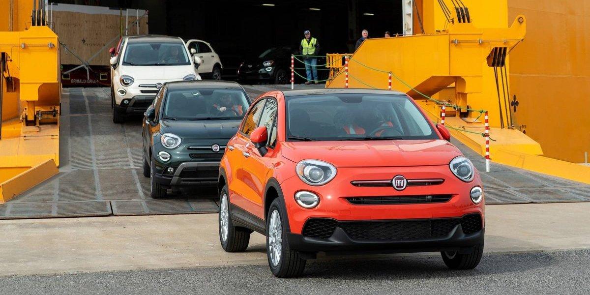 Llegan a Estados Unidos los nuevos modelos Fiat 500X 2019