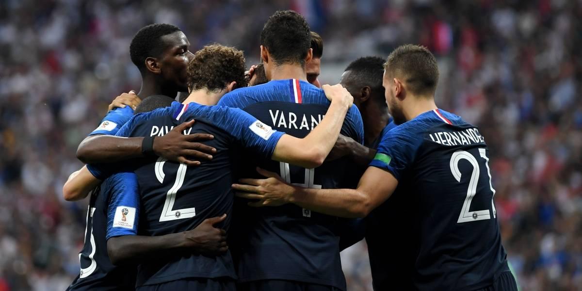 Filtran jersey de Francia con el que conmemorarían su centenario