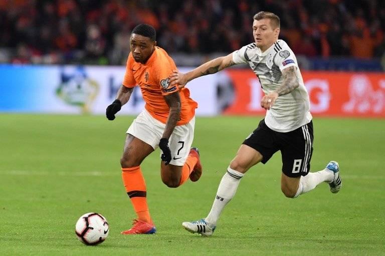 Holanda vs Alemania, Fecha FIFA