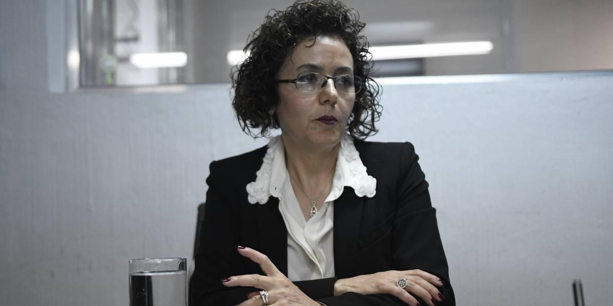 """""""La lucha contra la desnutrición debe ser completa y continua"""", Homa-Zahra Fotouhi"""
