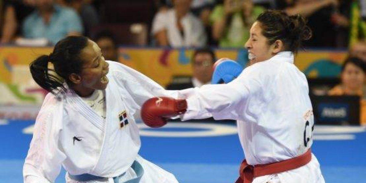 Karate RD gana dos oros en Panamericano y es cuarto