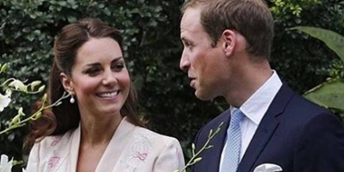 Eran unos niños: así fue como Kate Middleton y el príncipe William se conocieron
