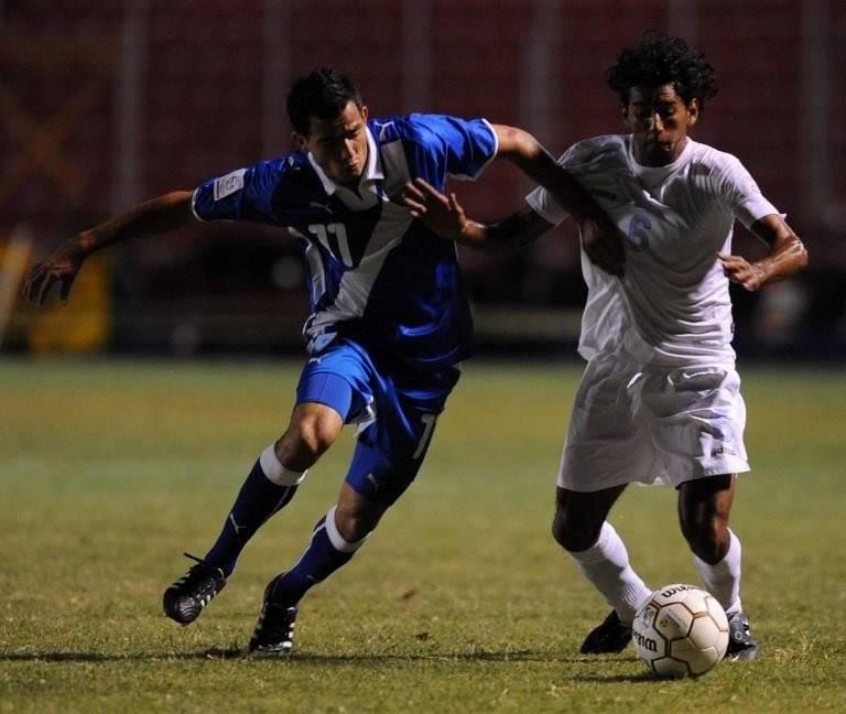 Nicaragua vs Guatemala, Copa Uncaf 2009