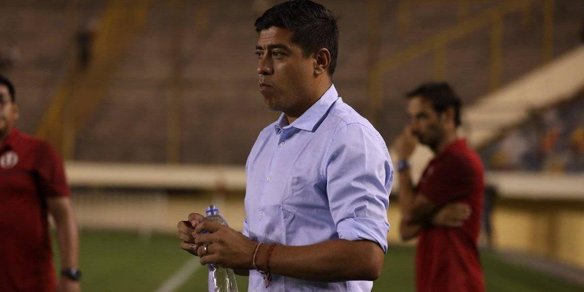 Universitario de Nicolás Córdova sufrió una aplastante goleada en Perú