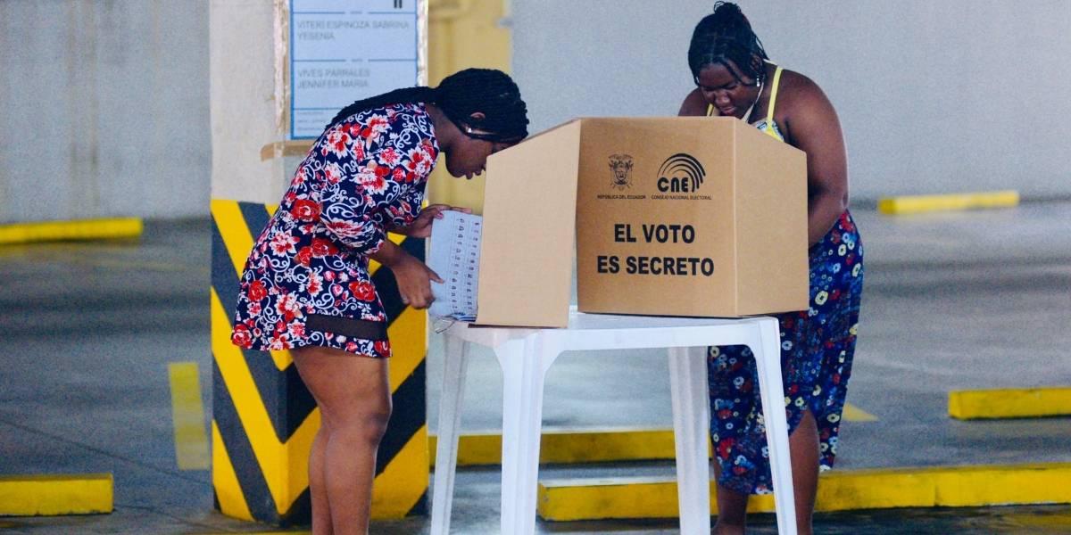 Resultado de imagen para ecuador elecciones 2019