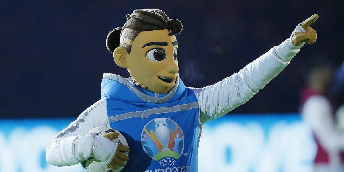 Skillzy, la mascota oficial de la Eurocopa 2020