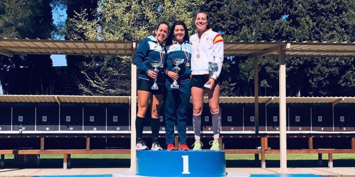Guatemala gana oro y plata en el Iberoamericano de Barcelona