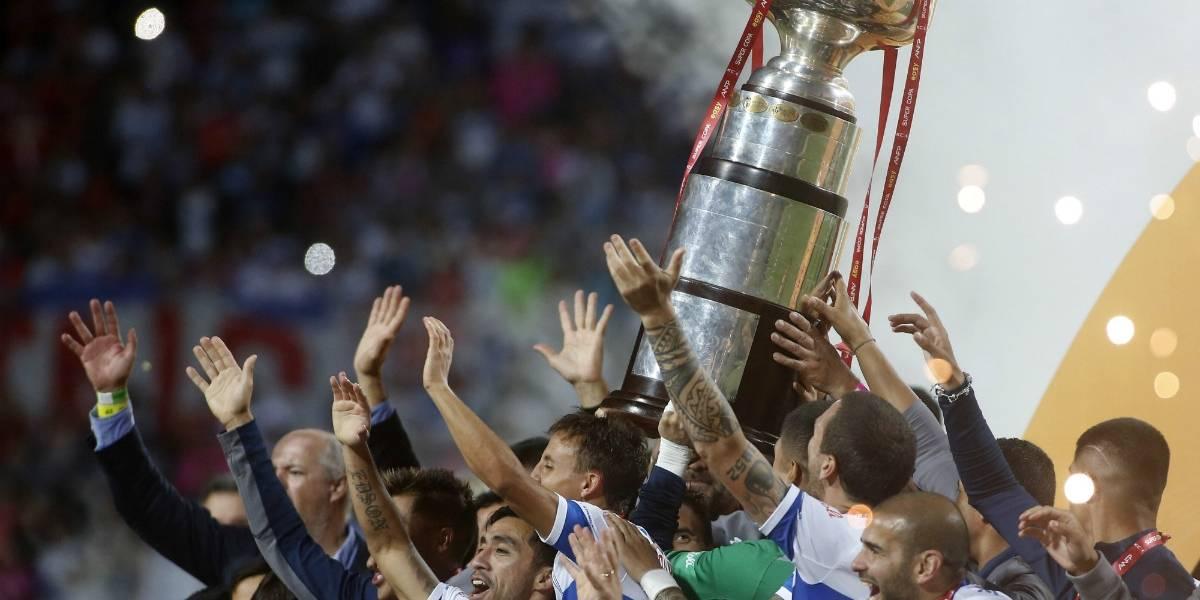 ¿Y Colo Colo? La Supercopa no tiene las placas del campeón del 2017 y 2018