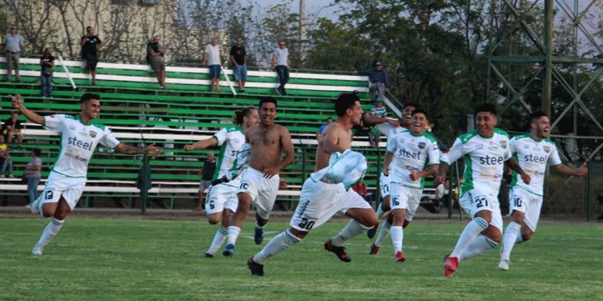 La Copa Chile partió con sorpresas: fuera Cobreloa, Copiapó y San Luis